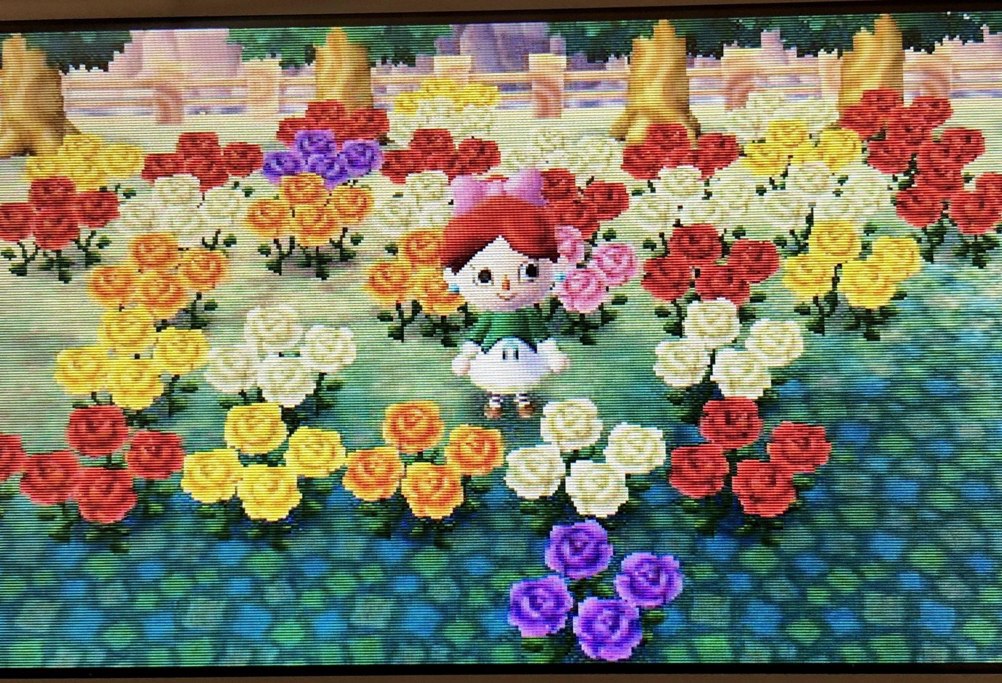 交配 森 花 とび